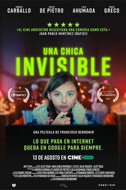 Cine Ar Una Chica Invisible